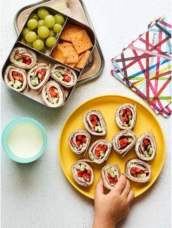 Back-to-School Wrap Bites