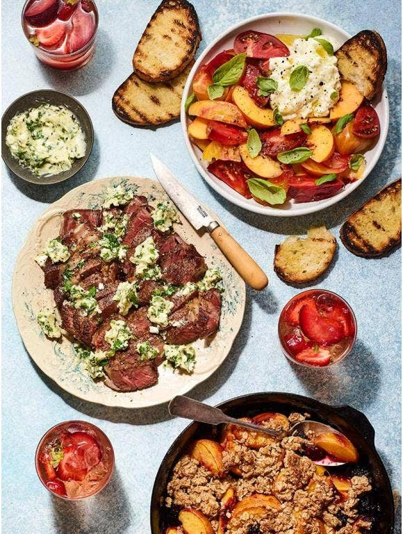 The Perfect Labor Day Cookout Menu
