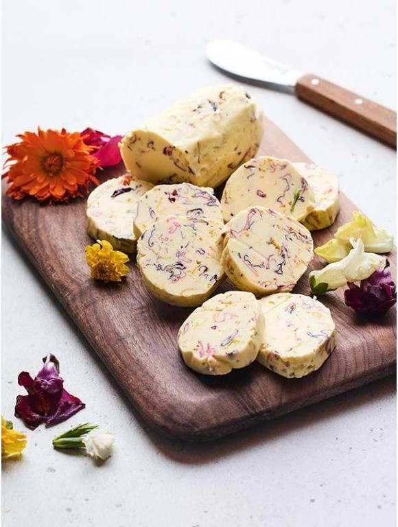 Floral Compound Butter
