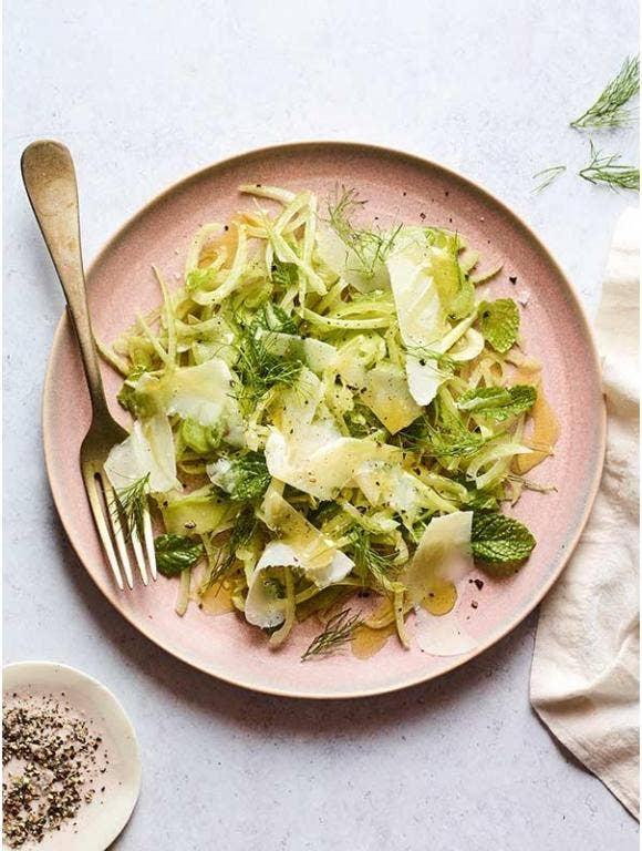 Simple Fennel Salad