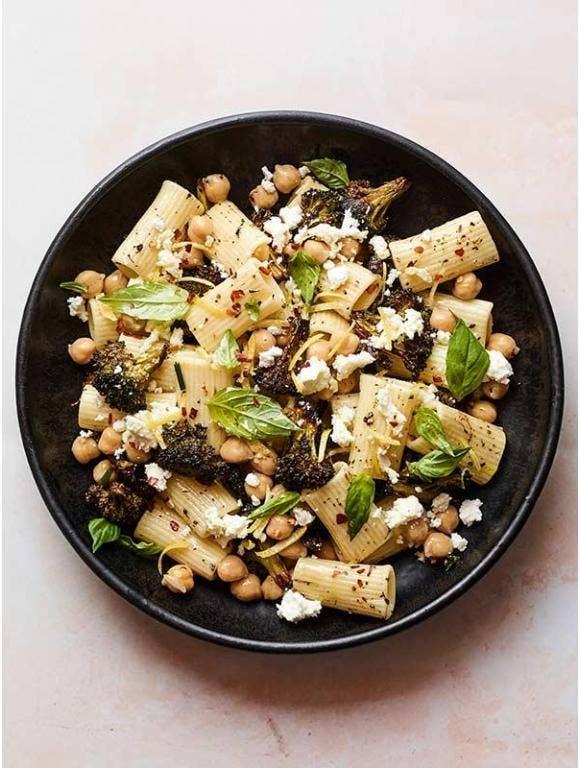 Roasted Broccoli Rigatoni