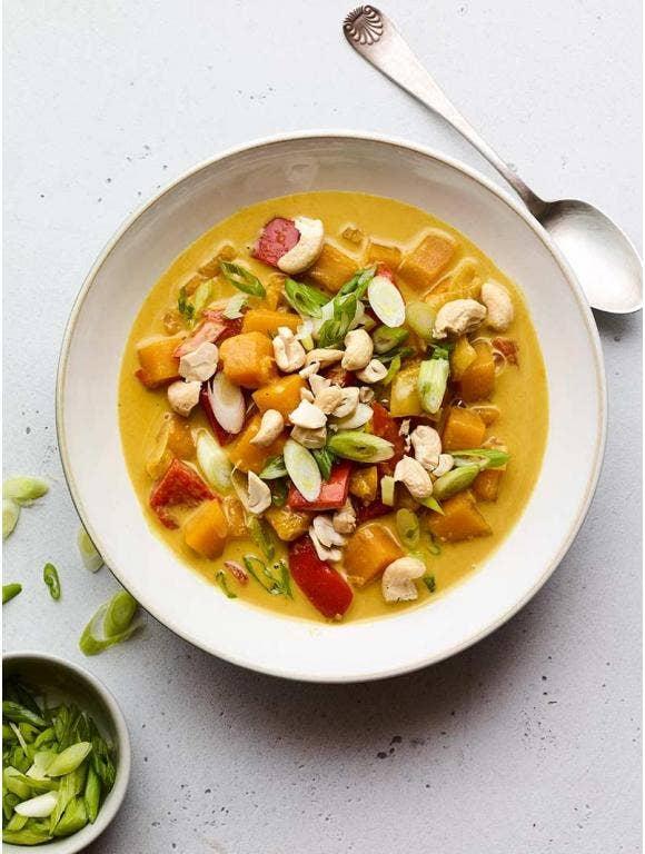 Winter Squash Curry