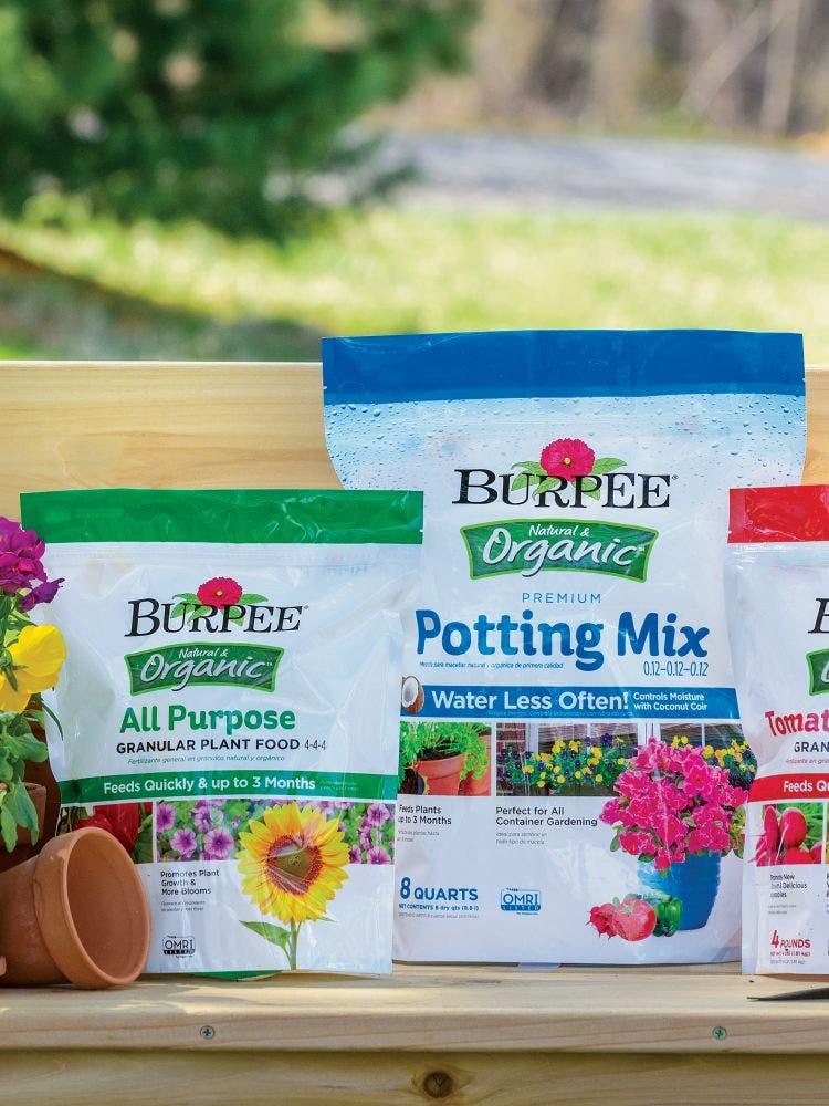 Fertilizers & Soil