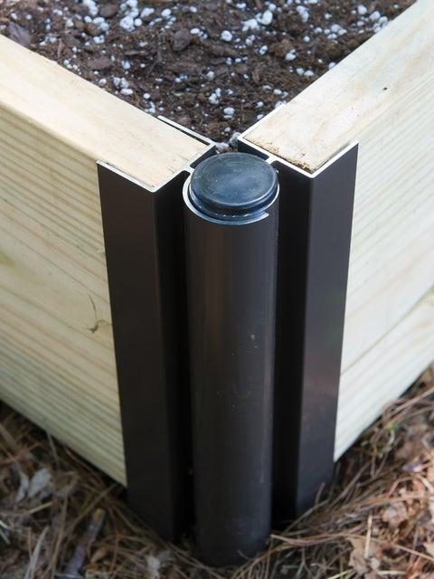 Pro Series Aluminum Corners