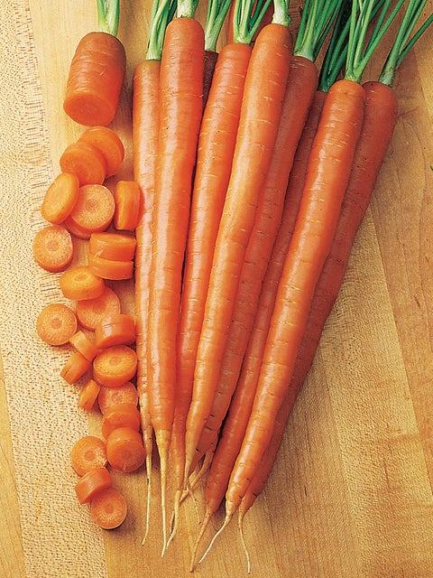 Carrot, Burpee A#1 Hybrid