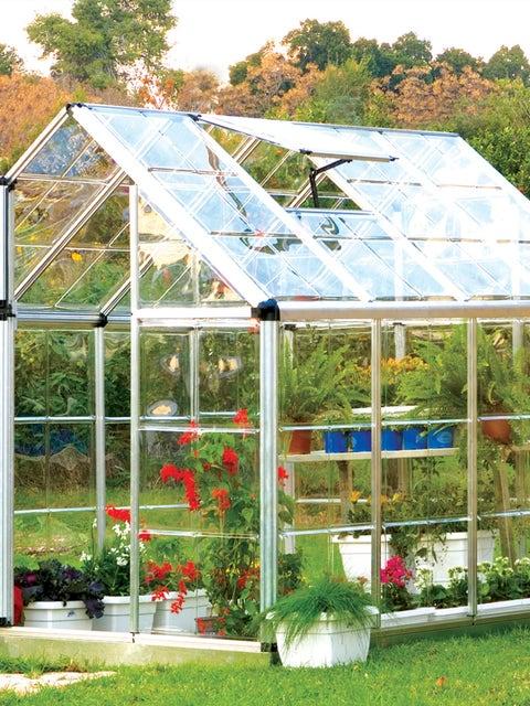 Snap N' Grow Greenhouse 6' x 8'