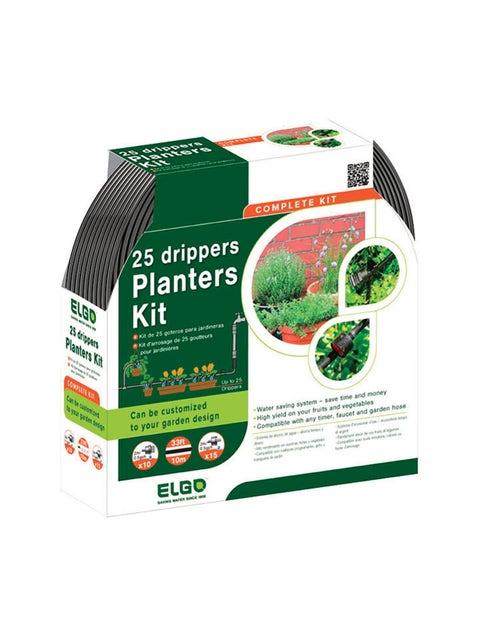 25 Dripper Planters Kit