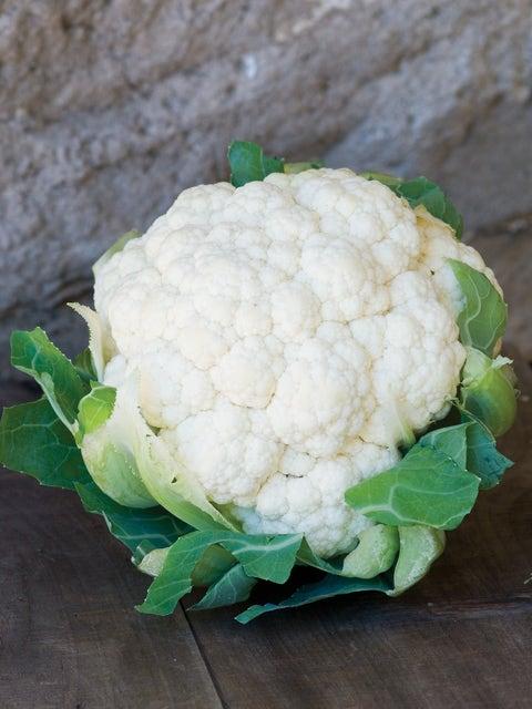 Cauliflower, Snowball Y Organic