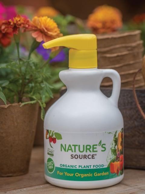 Natures Source Organic Plant Food 3-1-1