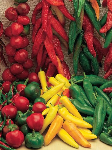 Pepper, Hot, Salsa Blend