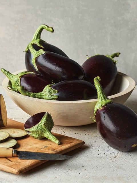 Eggplant, Midnight Moon Hybrid