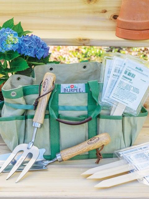 Gardener's Tools Time Gift Basket