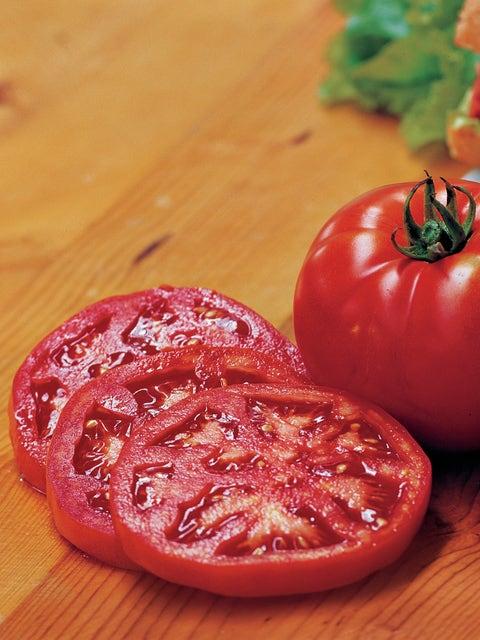 Tomato, Steak Sandwich Hybrid