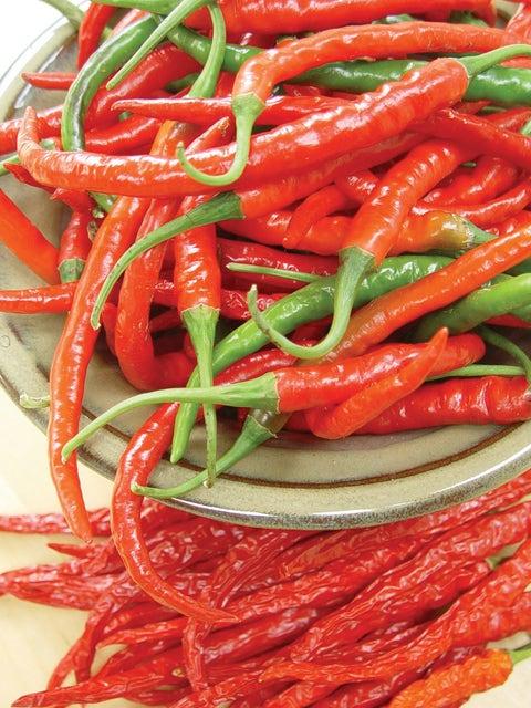 Pepper, Hot, Cayenne