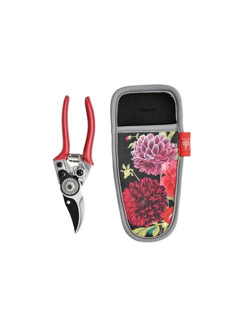 British Bloom Pruner & Holster - Gift Boxed