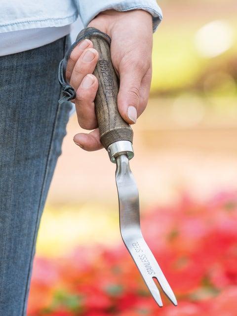 Garden Tools - Burpee Stainless Steel Weeder