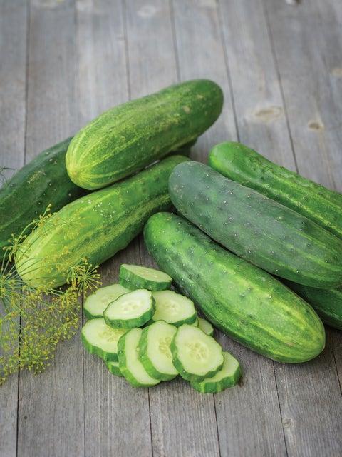Cucumber, Straight Eight