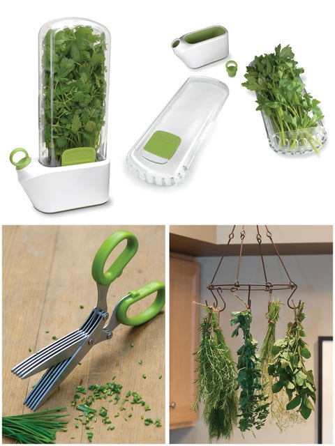 Gourmet Herb Lovers Grow Kit