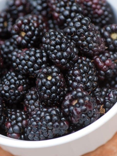 Blackberry, Triple Crown