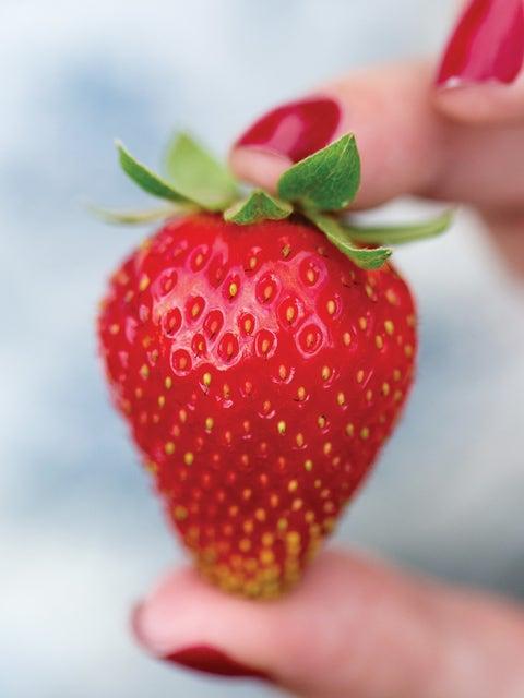 Strawberry, Sweet Kiss