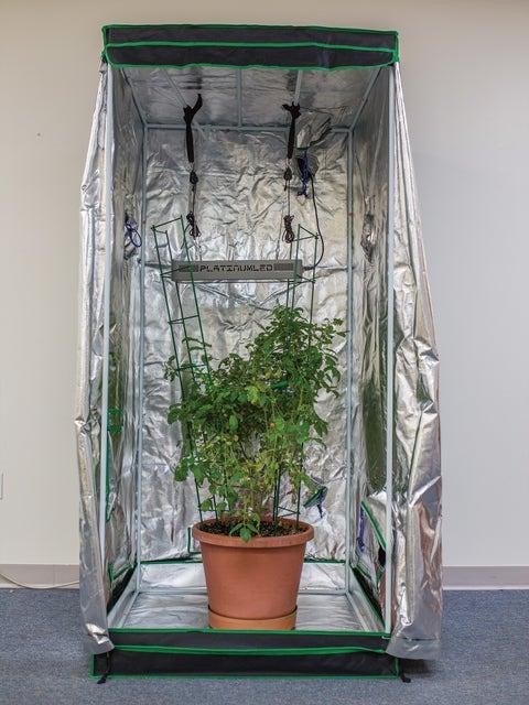 Reflective Mylar Grow Tent