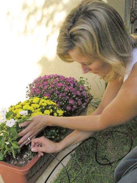 Planters Drip Kit