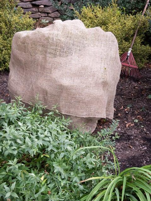 Biodegradable Natural Burlap