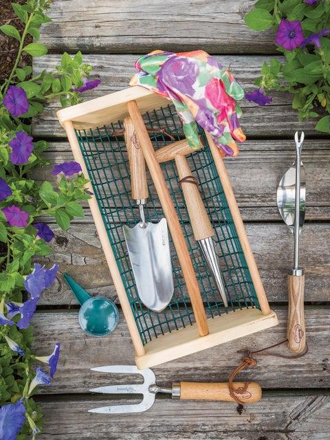 Gardening Essentials Gift Basket