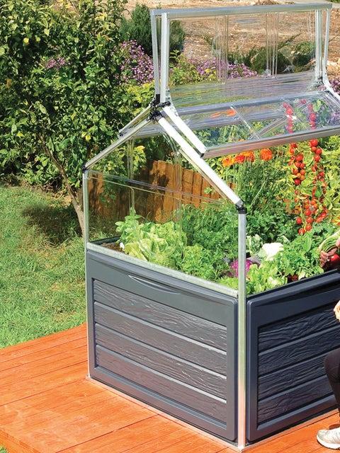 Plant Inn Snap-N-Grow Greenhouse