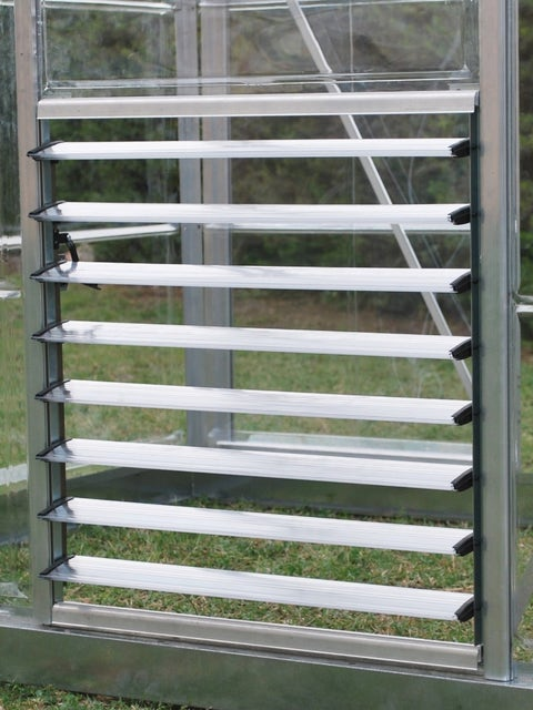 Side Louver Vent for Palram Greenhouses