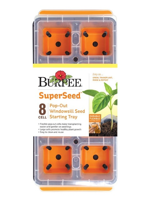 SuperSeed Seed Starting Tray, 8 XL Cell