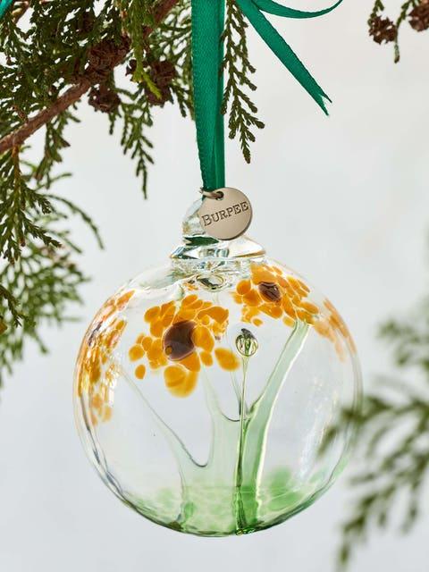 Ornament, 2021 Burpee Sunray Sunflower